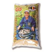 Прикормка VDE G5 Scotthorne Black 2 кг
