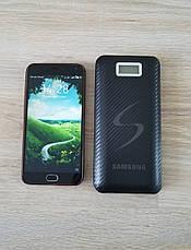 Павер банк Samsung 40000 mah.Power Bank Самсунг Galaxy S черного цвета.Портативное зарядное устройство, фото 2