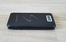 Павер банк Samsung 40000 mah.Power Bank Самсунг Galaxy S черного цвета.Портативное зарядное устройство, фото 3