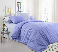Комплект постельного белья Mix 13+9ЭКО перкаль простыня на резинке