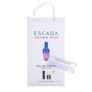 Подарунковий набір жіночих парфумів Escada Island kiss 45 мл
