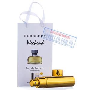 Подарунковий набір парфумів Burberry Weekend 45 мл