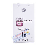 Набор подарочных женских духов Versace bright crystal 45 мл