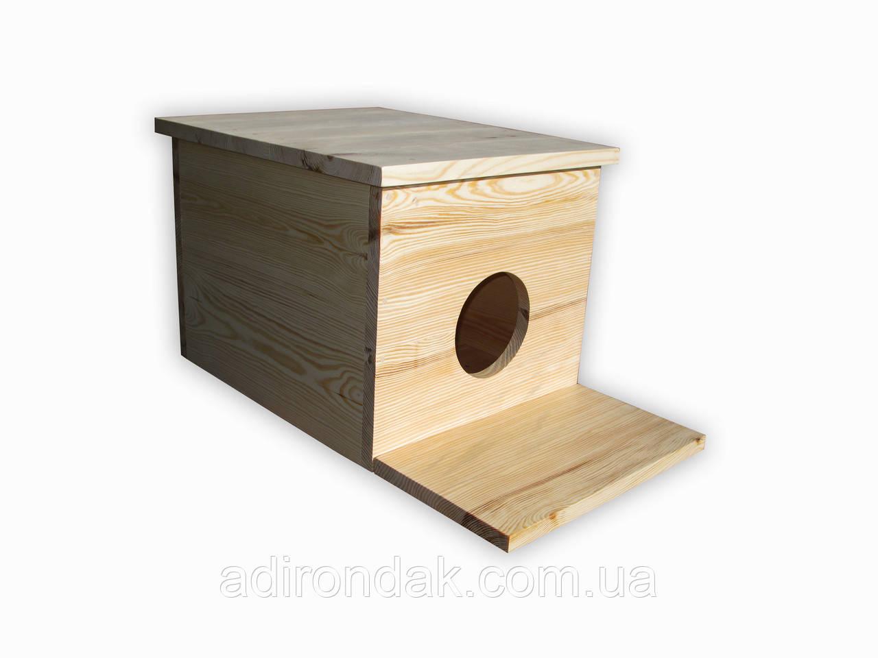 Будка куб, для котів, фото 1