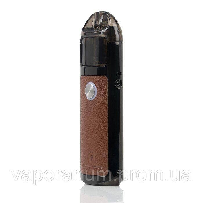 Lost Vape Lyra Pod Kit Black Leather