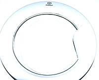 Люк в сборе для стиральной машинки Indesit/Ariston C00273460 (Indesit IWSB5085,Б/У)