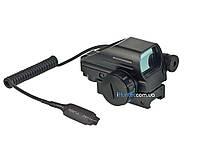 Коллиматорный прицел с лазером Walther 103HD Laser Weaver/Picatinny, фото 1