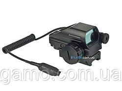 Коллиматорный прицел с лазером Walther 103HD Laser Weaver/Picatinny
