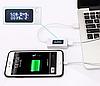 USB тестер зарядки KCX-017 міряє ємність батареї V, A лічильник ємності