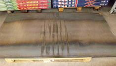 Лист сталевий г/к (гарячекатаний), 2-мм 1,25 м Х 2,5 м