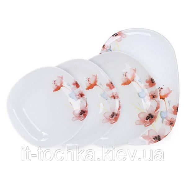 Купить Сервиз столовый luminarc carine florenza white на 19 предметов (n2254)