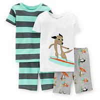 """Набор пижам для мальчика """"Серфер"""" 24м, 3Т"""