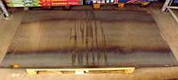 Лист стальной Х/к (холоднокатаный), 1,5-мм 1мХ2м