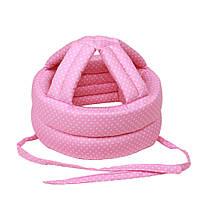 Противоударный шлем Арт.100164 розовый