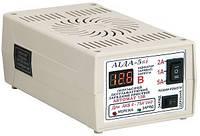 """Автоматическое зарядное устройство """"АИДА 5si""""  12В АКБ 4-75А*час"""