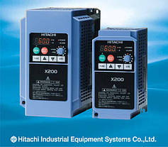 Преобразователи HITACHI серии X200