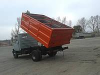 Изготовление кузова самосвала на ГАЗ кузов самосвал на ЗИЛ