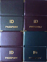 Обложка на ID PASSPORT Графит микс, фото 1
