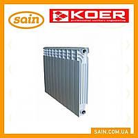 Радиатор KOER bimetal 100*500