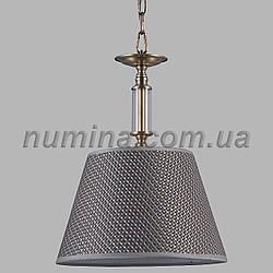 Люстра подвесная на одну лампу 29-S315/1 AB+SM