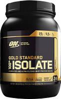 Optimum Gold Standard 100% Isolate 720g