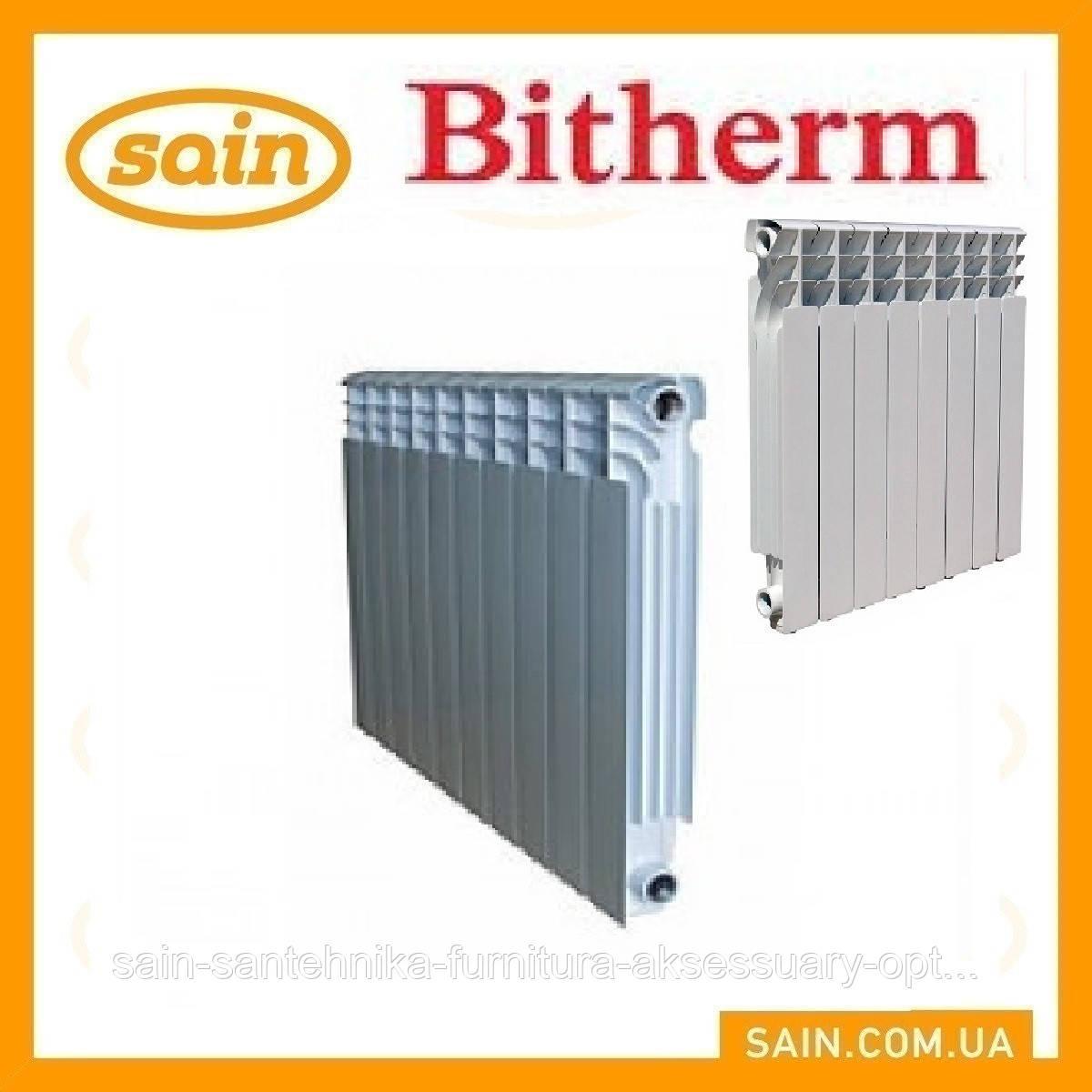 Радиатор биметаллический Bitherm 100x500 (производство Польша)