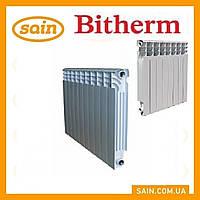Радіатор біметалічний Bitherm 100x500 (виробництво Польща)