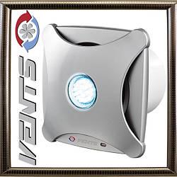 Вентилятор Вентс 100 Х стар К Л (алюминий матовый)