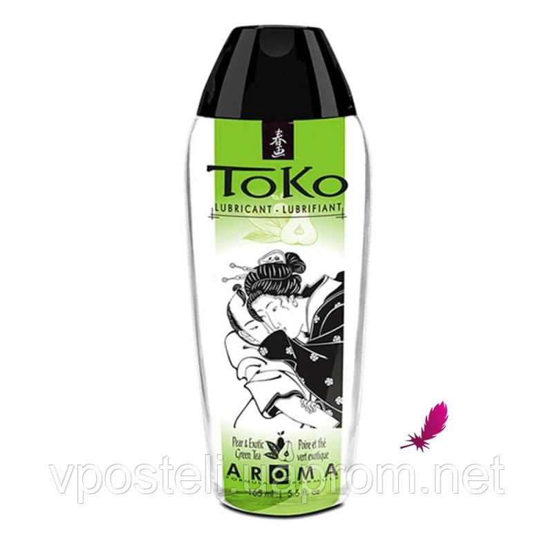 Ароматная смазка Toko Aroma Lubricant Груша-Зеленый чай
