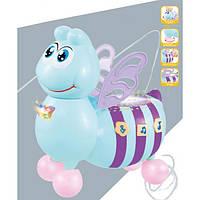 Игрушка Электронная Музыкальная Лед лампа Пчелка D Jin Shang Lu синяя