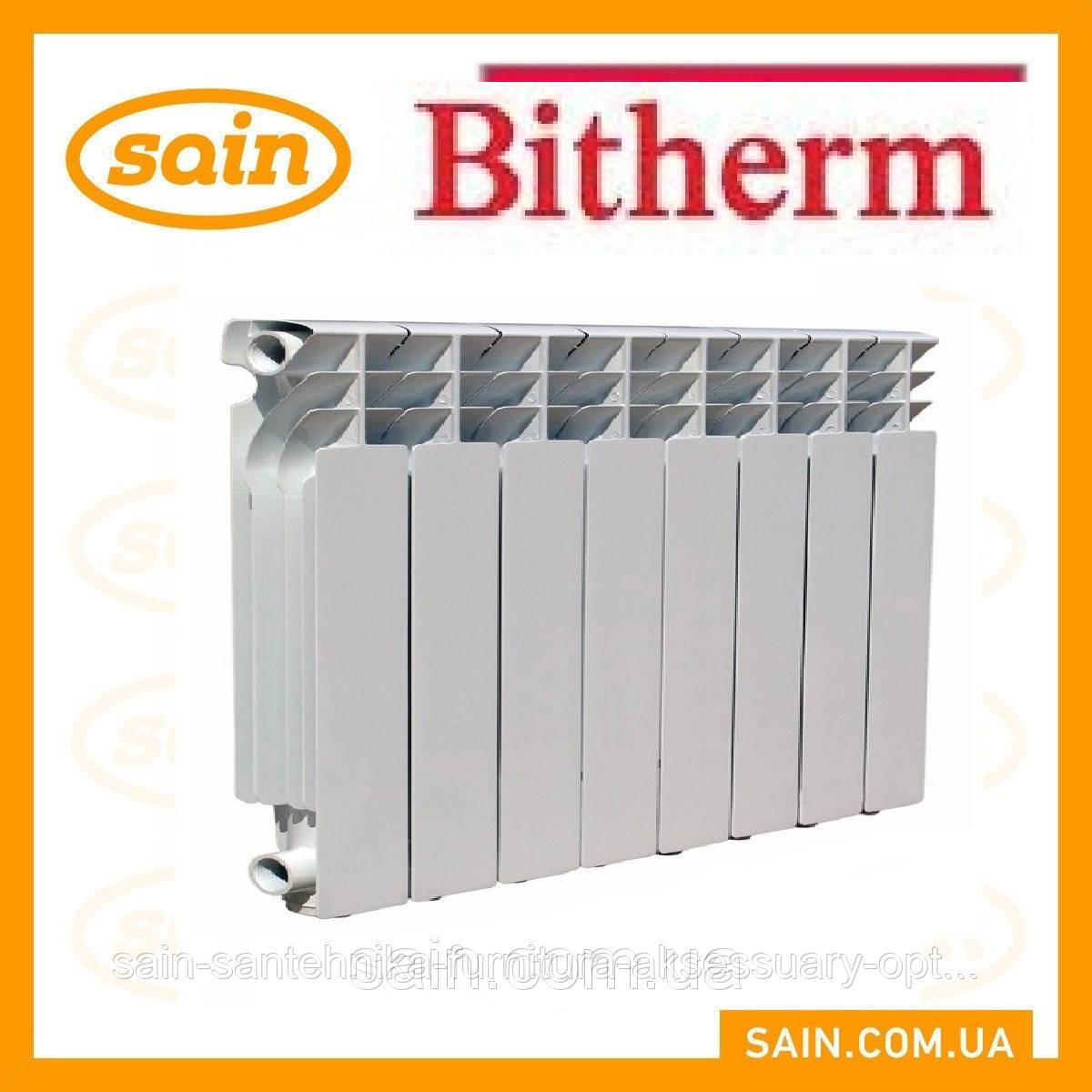 Радіатор Bitherm 80*500