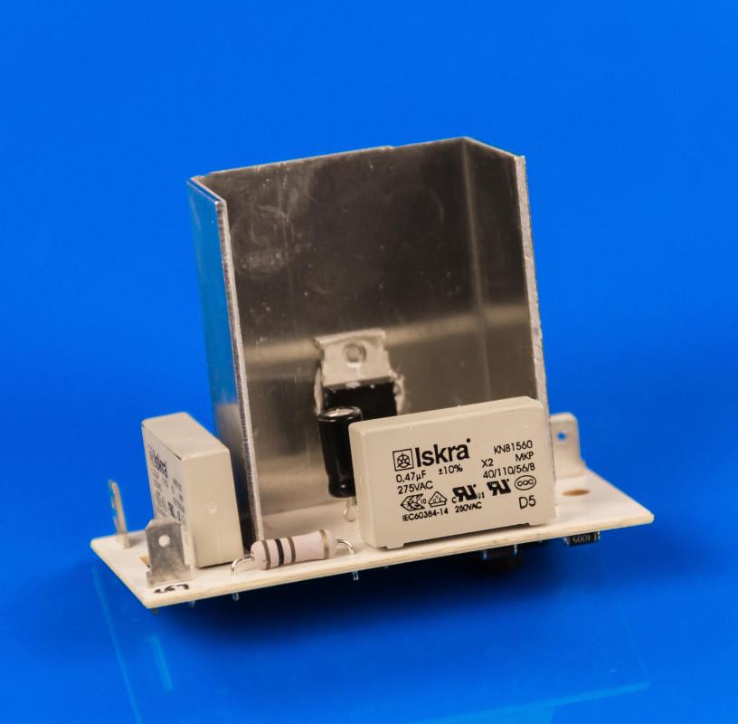 Модуль (плата) управления для пылесоса Twin Thomas 190770