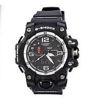 Часы Касио Джи-шок Casio G-Shock GWG-1000 Спортивные, Мужские, чоловічий годинник, чорні