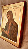 Икона Иоанна Крестителя на ковчежной доске, фото 2