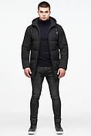Зимняя молодежная куртка Braggart Youth - 25400 черная