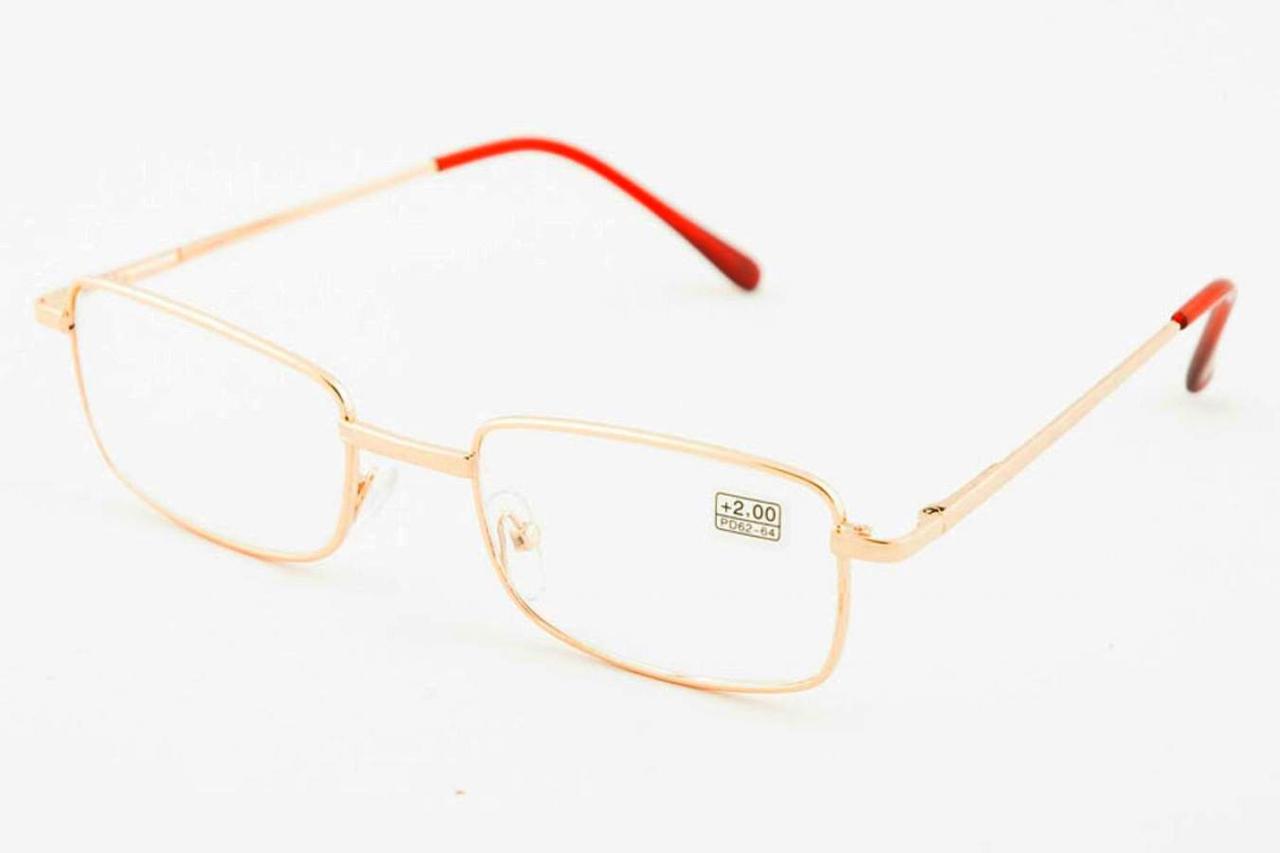 Очки для зрения со стеклом 1001