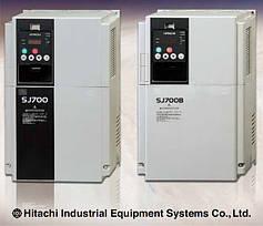 SJ700B векторные, 7.5 - 160кВт, съемный пульт, контроллер