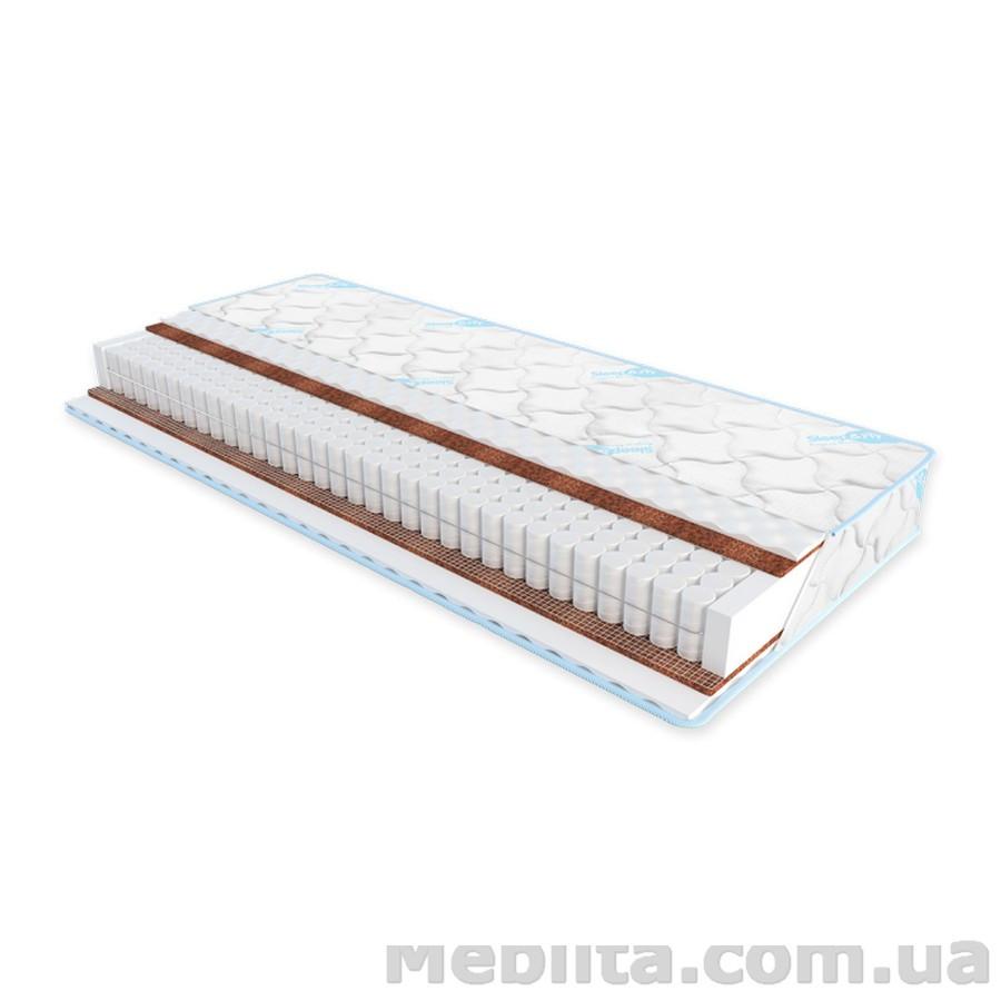 Ортопедический матрас Sleep&Fly EXTRA жаккард 140х200 ЕММ