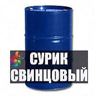 Сурик свинцовый, антикоррозионная защита металла