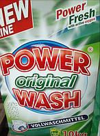 Power Wash Порошок 10кг  Original (Коробка) Польша