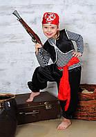 Пират Детский карнавальный костюм 3-6лет