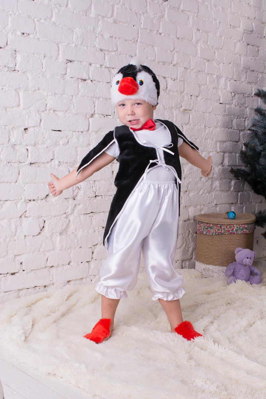 Пингвин Детский новогодний костюм