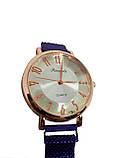 Часы кварцевые  Rinnady Arabi с камнями на  магнитном браслете . Фиолетовый, фото 2