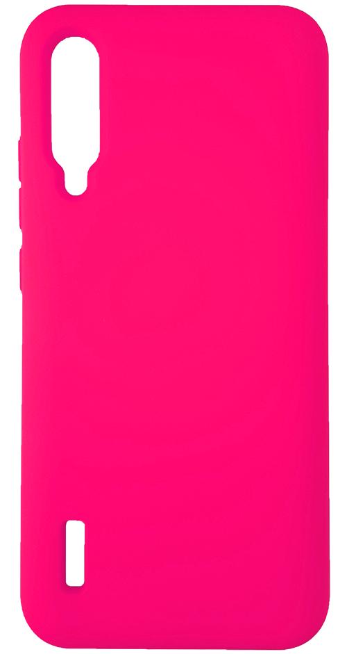 Чехол бампер Original Case/ оригинал  для Xiaomi Mi A3 ( фуксия/ярко розовый)