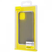 Чехол Baseus Simple (TPU) для iPhone 11 Pro