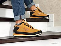Зимние ботинки New Balance 754 (горчичные) ЗИМА