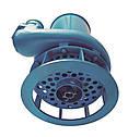 Шламовый насос Tsurumi Pump GPN622 (до 300м3/час, частицы до 30мм, РК открытого типа, с агитатором), фото 2