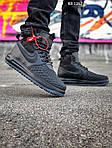 Мужские кроссовки Nike LF1 Duckboot '17 (черные), фото 2