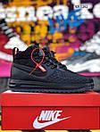 Мужские кроссовки Nike LF1 Duckboot '17 (черные), фото 4