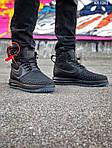 Мужские кроссовки Nike LF1 Duckboot '17 (черные), фото 9